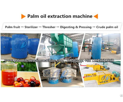 Small Scale Palm Oil Processing Equipment Photos