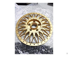 Custom Cnc Machining Brass Machinery Parts Rapid Prototype Manufacturer