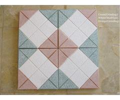 Model Rt40 Size 40x40x3cm Cement Tile