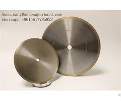 Metal Bond Diamond Glass Blades
