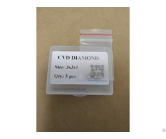 Cvd Diamond Dressing Blanks