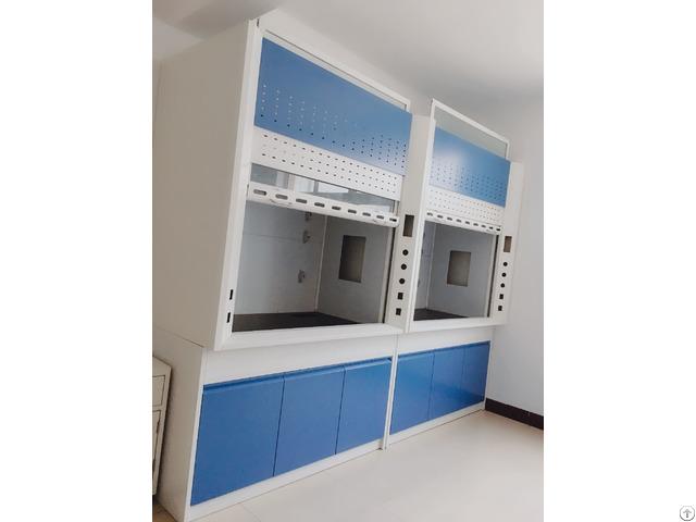 Standard Design Integrated Type Steel Laboratory Fume Hood