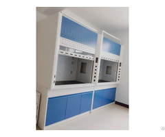 Standard Design Integrated Type Steel Laboratory Fume Hood