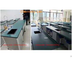 School Furniture Chemistry Laboratory Table