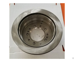 Lexus Lx470 Low Noise Wear Resistant Oem 4243160221 Brake Disc Rotor