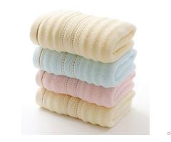 Plain Broken Cotton Towel
