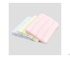 Bamboo Fiber Embroidered Towel