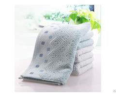 Plain Long Staple Cotton Towel