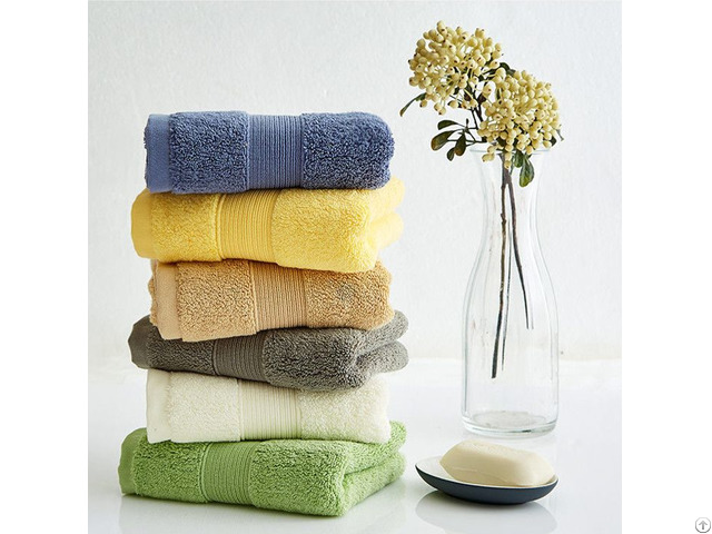 Cotton Padded Absorbent Face Towel