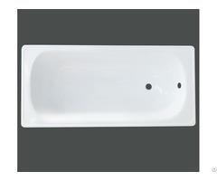 Cheap Enamel Steel Bathtub Yx 3004