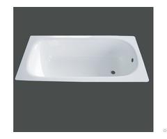 Wholesales Price Enamel Steel Bathtub Yx 3002