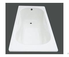 Steel Indoor Product Bathtub With Legs Yx 3001