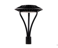 Outdoor Lighting Post Top Ciucular Area Light