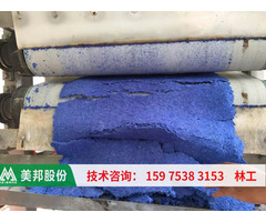 Printing And Dyeing Factory Waste Sludge Dewatering Machine