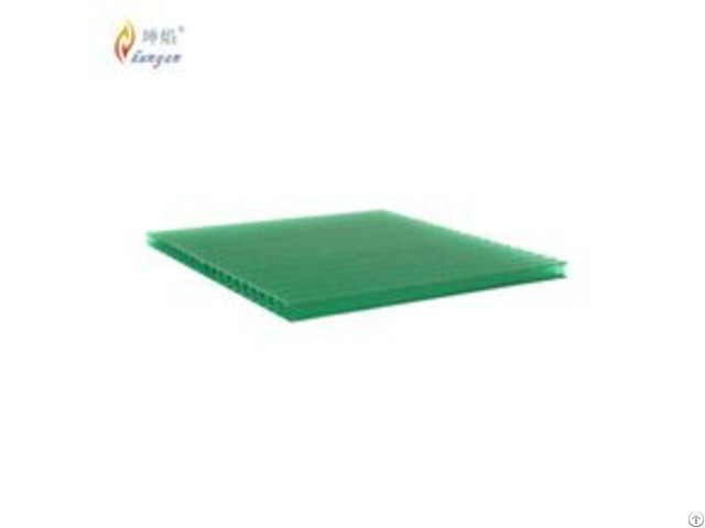 Sound Insulation Twinwall Soundproof Polycarbonate Sheet Manufacturer