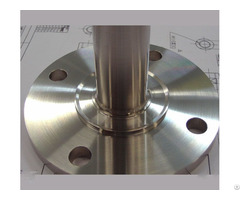 Precision Aviation Turning Machining Part