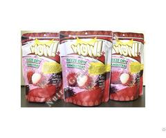 Freeze Dry Rambutan 30g Oem Thailand