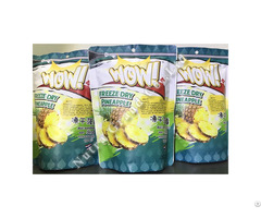 Freeze Dry Pineapple 30g Oem Thailand
