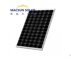 Grade A High Efficiency 72cells 340w Monocrystalline Solar Panel With Tuv Ce Certificates