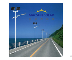 Outdoor Lighting 100w Solar Street Light With High Efficiency Led Cells