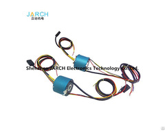 Usb Electrical Slip Rings 1 20 Circuits Power 2 Signals For Automating Machine