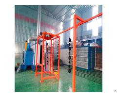 Dedusting Skeleton Production Powder Coating Machine Manufacturers