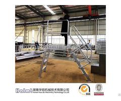 Aluminium Industrial Bridge Ladder For Bridging Obstacle