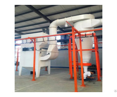 Powder Coating Recovery Booth System