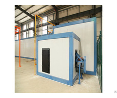Customized Design Powder Coating Line For Aluminum Sections