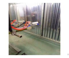 Automatic Powder Coating Spray Painting Drying Booth Equipment