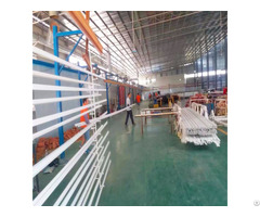 Aluminum Machine Powder Coating Painting Spray Booth