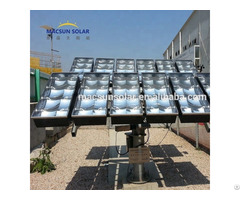 Add To Compareshare Chinese Manufacturer Cpv Panel Dual Axis Solar Tracking System For Best Sale