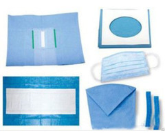Disposable Coronary Artery Bypass Surgery Package