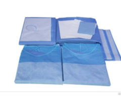 Disposable Ophthalmic Surgery Package