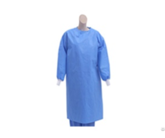 Prevention Plus Breathable Film Surgical Gown
