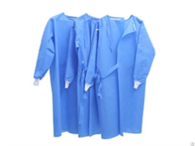 Reinforced Specialty Surgical Gown