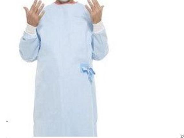 Prevention Plus Breathable Film Surgical Gown1