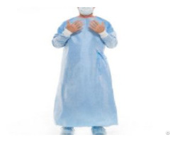 Poly Reinforced Specialty Surgical Gown