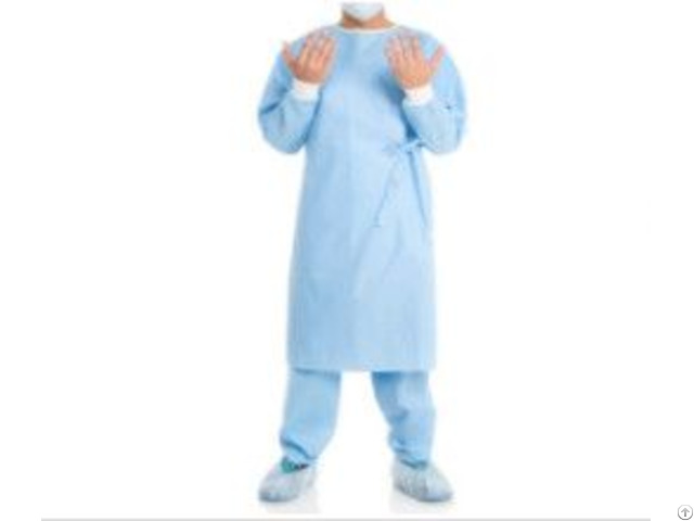 Non Reinforced Surgical Gowns2