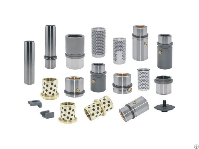Bushings And Guide Pins For Precision Mold Parts
