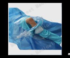 Knee Arthroscopy Surgical Drapes