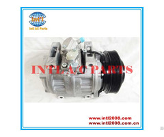 Auto Air Con Ac Compressor For Toyota Coaster Mini Bus