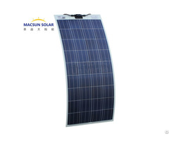 Polycrystalline Modules Flexible Solar Panel For Hot Selling