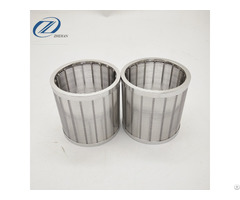 Johnson Wedge Wire Filter Screens For Water Intake Systems