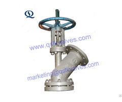 Manual Operated Flat Bottom Tank Valve