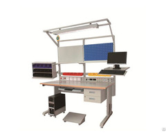 Top Quality Height Adjustable Anti Static Industrial Work Table