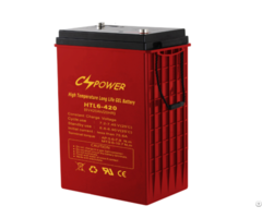 Deep Cycle Gel Battery 6v 420ah For 48v Solar Power System