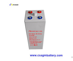 Narada Quality Tubular Opzv Gel Battery 2v 1000ah For Power Storage