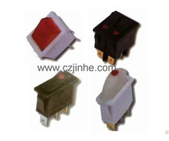 Rocker Switches Kcd3 Kcd4 2 Ul Ccc Ce Jinhe Heater Fanner Household Appliances