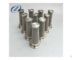 Stainless Steel Excavator Filter Hydraulic Pump